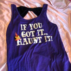 Disney Halloween Tank